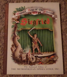Siegfried Book